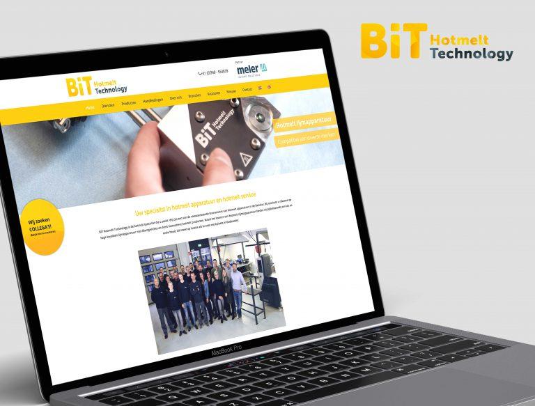 Website design Studio Campo Bit Hotmelt