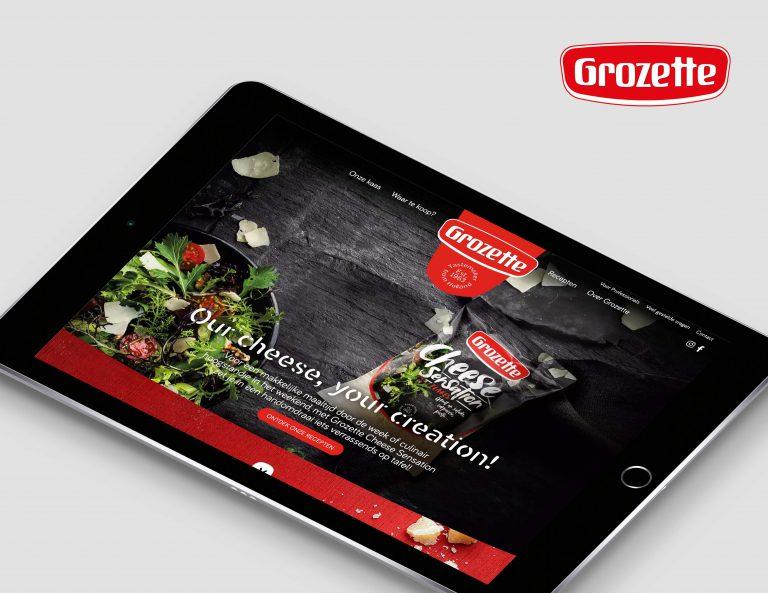 Website design Studio Campo Grozette Woerden