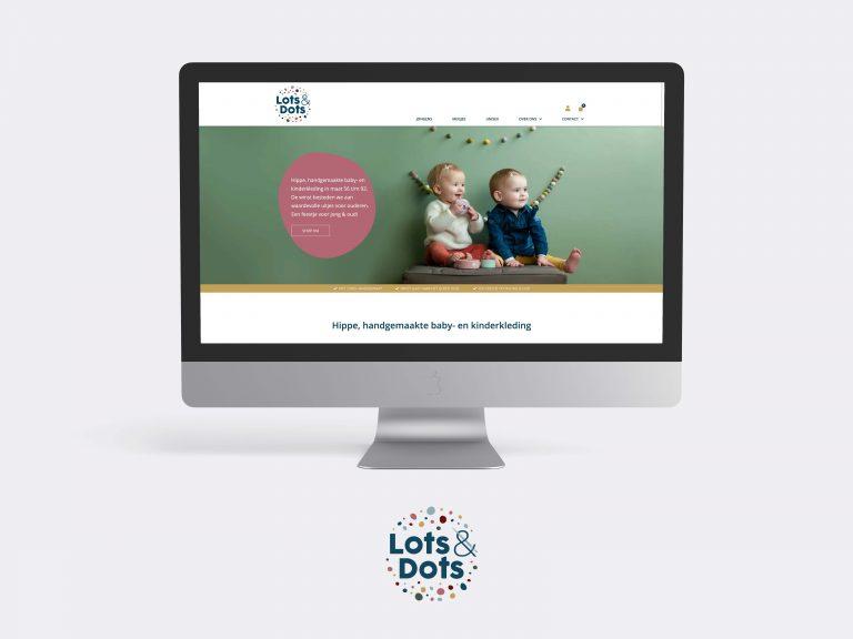 Website design Studio Campo Lots&Dots Woerden