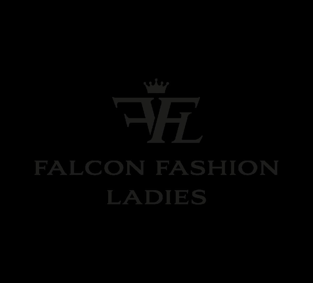 Falcon Fashion Ladies logo ontwerp