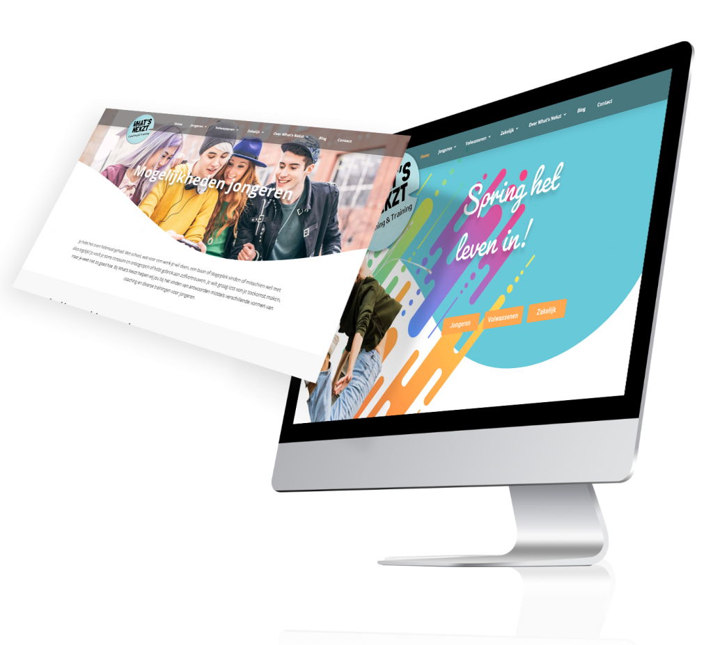 wordpress website bouwen Whats Nekzt