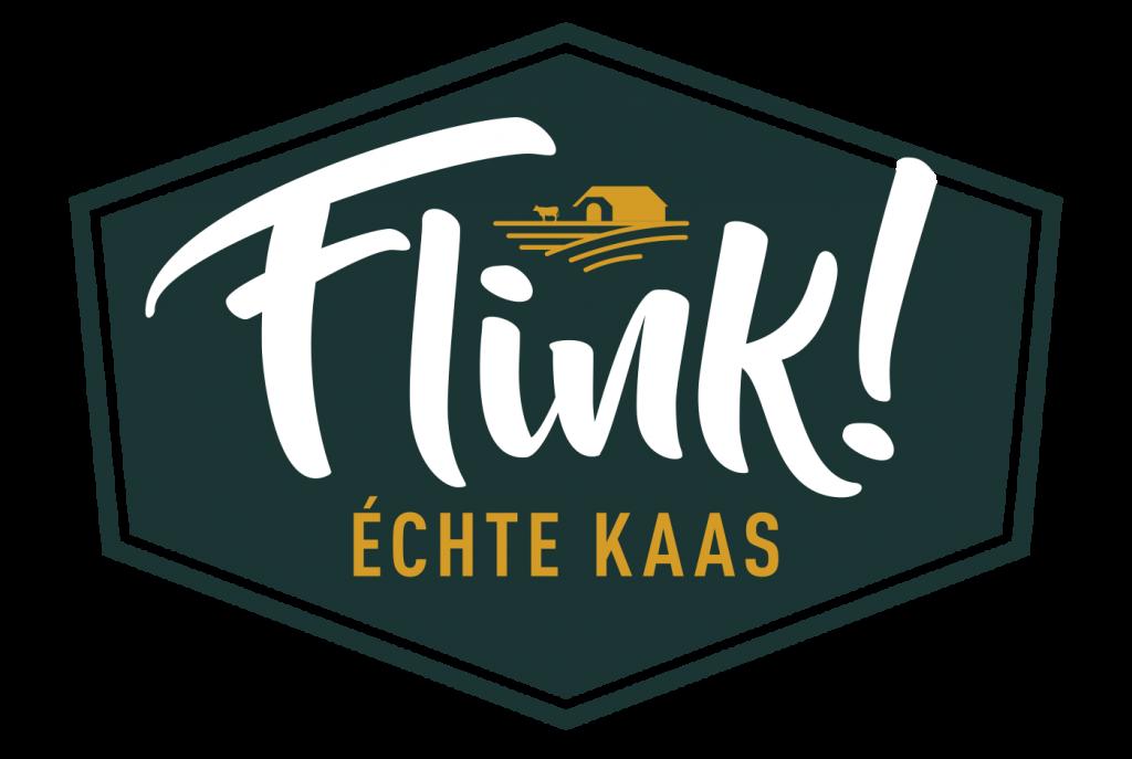 logo ontwerp flink kaas