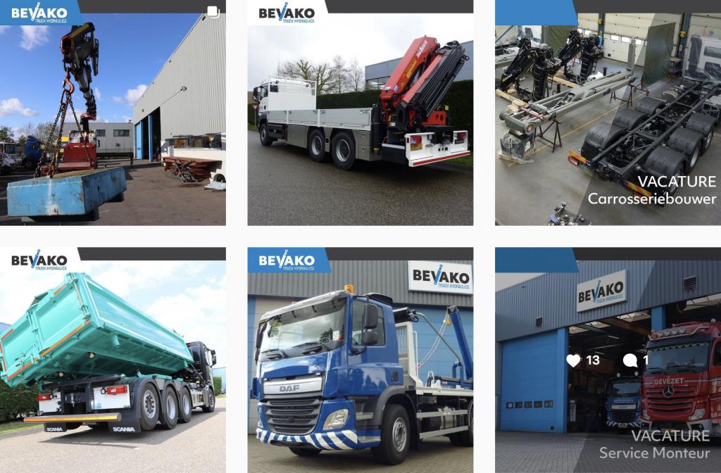 Bevako Truck Hydraulics