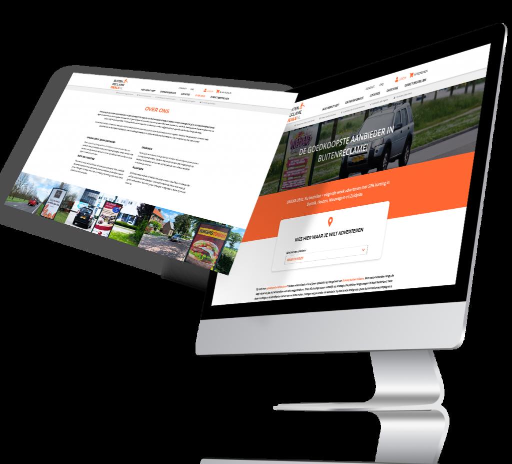 StudioCampo Woerden BRD website