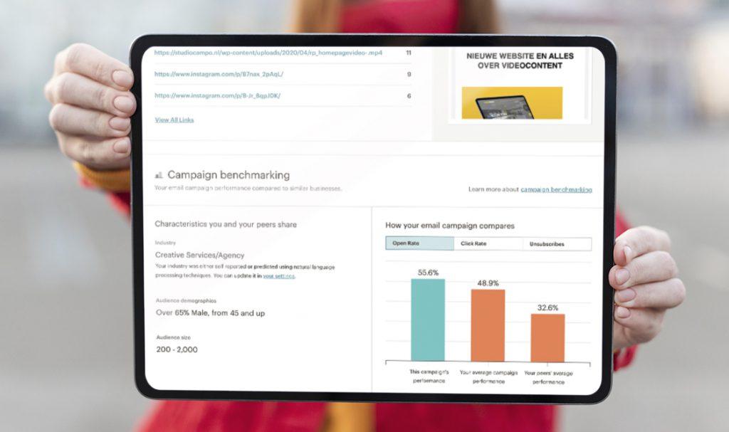 E-mailmarketing meten